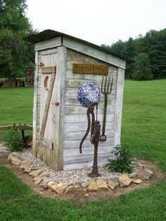 outhouse well cap covers - Google Search