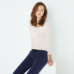 Tee-shirt Innerwear et pantalon Loungewear HEATTECH