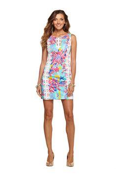 Lilly Pulitzer ember shift dress