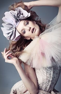 Pink clown couture / Fashion we love
