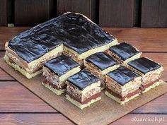 Kliknij i przeczytaj ten artykuł! My Favorite Food, Favorite Recipes, Polish Recipes, Polish Food, Sweet Cakes, Homemade Cakes, Chocolate, Bon Appetit, Delish