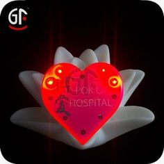 Flashing Red Heart Pin, View led heart pin, GF Product Details from Shenzhen Greatfavonian Electronic Co., Ltd. on Alibaba.com