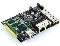 SolidRun ClearFog Base is a $90 Router/Networking Board with USB 3.0, M.2…