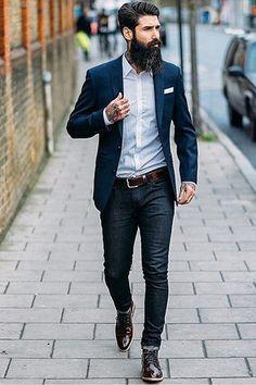 Comment choisir un blazer homme et le porter ? – Pas si Male