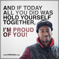 "2,006 Likes, 25 Comments - Prince Ea (@prince_ea) on Instagram: ""You made it, be proud."""