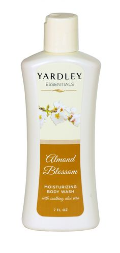 Yardley essentials moisturising body wash 207ml almond blossom Almond Blossom, Body Spray, Body Wash, Aloe Vera, Health And Beauty, Fragrance, Soap, Perfume, Personal Care