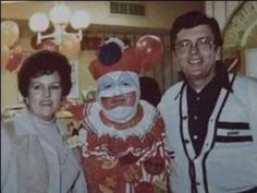 Pogo the Clown, t/n John Wayne Gacy, as some sort of event