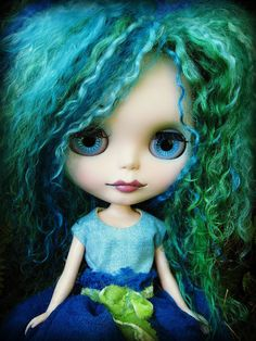 OOAK Custom Blythe Doll by cindysowers