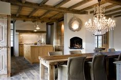 Lee Caroline - A World of Inspiration: Flemish Longhouse/Farmhouse - A Rustic, Contemporary Blend