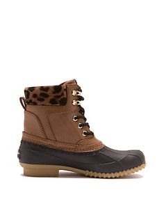 The Raelene duck boot from Tommy Hilfiger is lined with a cozy interior to keep your feet warm during cold-weather outings. Sam Edelman Penny Boots, Tommy Hilfiger, Cold Weather Boots, Slouchy Boots, Duck Boots, Suede Material, Calves, Hiking Boots, Shoes