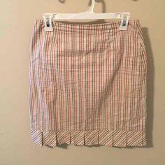 Harold's SZ 2 Striped Skirt. Made In USA - Mercari: Anyone can buy & sell