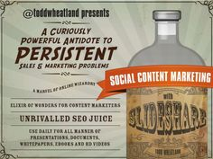 social-content-marketing-on-slideshare-by-toddwheatland by SlideShare Enterprise via Slideshare