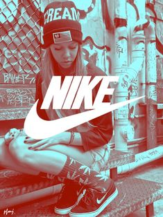 Nike Sneakers. Swag. Urban Fashion. Sneakers Outfit. Dope. Trill. Hip Hop Fashion. Hip Hop Outfit