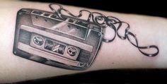 Awesome tape tattoo
