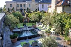 Lime Wood Hotel England