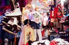 Mickey Mouse sweater at Spinns Harajuku, #Tokyo, Japan. #fashion