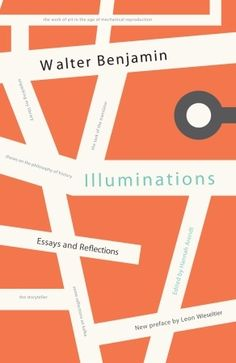 NONFICTION/ESSAYS: Illuminations: Essays and Reflections by Walter Benjamin, Harry Zohn (Translator)