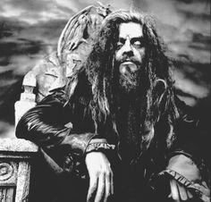 The man of my dreams and first rock star crush, Rob Zombie