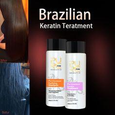 Brazilian chocolate keratin treatment formalin 5%  hair straightener set for Brazlian Hair hair mask freeshipping home use $26.87