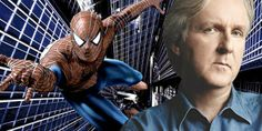 The Spidy Bugle: James Cameron tuvo la oportunidad de dirigir una de spiderman