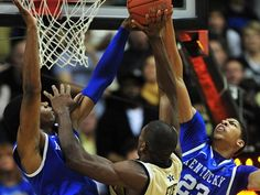 I love to watch basketball,especially Kentucky basketball!