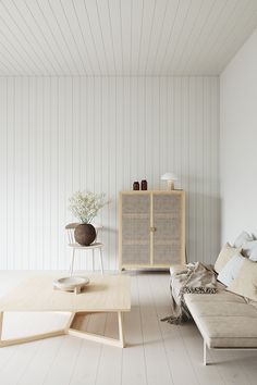 Decorated with wood in light Scandinavian tones - Norrland wood Interior Design Lounge, Interior Design Inspiration, Interior Decorating, Brown Interior, Minimalist Interior, Living Room Inspiration, Beautiful Interiors, Scandinavian Design, Living Spaces