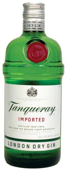 Tanqueray ...Gin