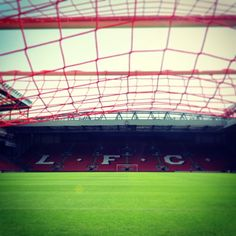 Anfield (will have to visit for Bob's sake asap)