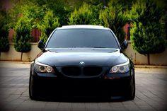 #BMW E60 #M5 black