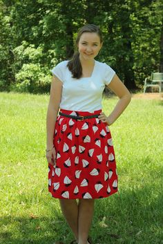 How To Make A Skirt Without A Pattern
