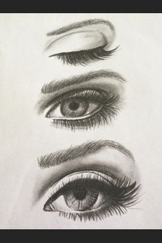 Great practice #eye sketching