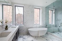 This NYC Townhouse Is Off-The- Charts Amazing #refinery29  http://www.refinery29.com/design-milk/20#slide11