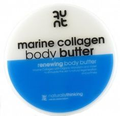 Marine Collagen Body Butter 200ml - Naturallythinking Pure Aromatherapy and Spa