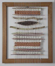 Schmiedegarten: Weben ohne Wolle (Cool Crafts Diy)