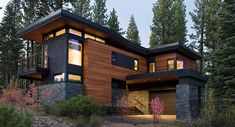 Rise | Martis Camp Exterior Exterior house ideas | house exterior | dream house | house design | house architecture | house renovation | house ideas
