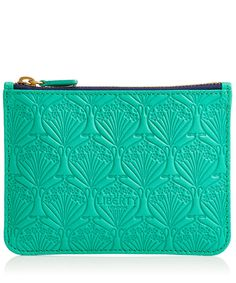 Liberty London Iphis Leather Coin Purse | Accessories | Liberty.co.uk