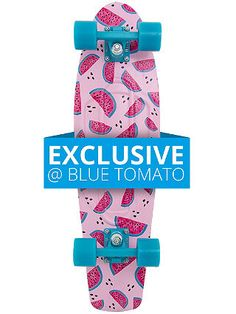 "Order Penny Skateboards Classic 27"" Melon Mania Complete online in the Blue Tomato shop"