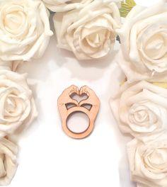 Runaway Fox - Wonder Ring, £10.00 (http://www.runawayfox.co.uk/wonder-ring/) Scottish Fashion Design