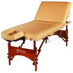 Master Massage 30' Deauville Salon LX Portable Massage Table Package ** Visit the image link more details.