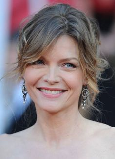 Michelle Pfeiffer...speechless by all means