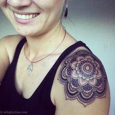 lotus tattoo mandala - Buscar con Google