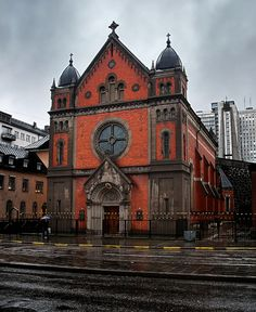 The Catholic Church in Stockholm, Sweden
