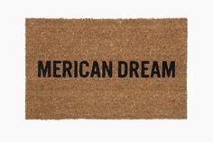Merican Dream - Reed Wilson Design - $42.50 - domino.com
