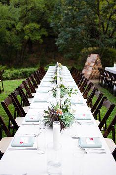 An intimate destination wedding at Austin's Umlauf Sculpture Gardens | Cory Ryan Photography: coryryan.com