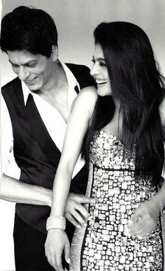 Shahrukh Khan & Kajol - Vogue magazine October 2009 Srk Fanatik Indo: