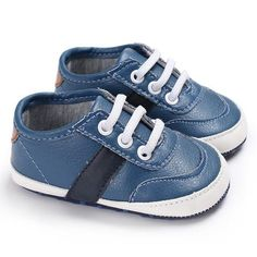 b8ab6456050a Raise Young PU Leather Baby Shoes Spring Autumn Cotton Soft Soles Newborn  Boy Sneakers Toddler Infant Girl First Walkers 0-18M