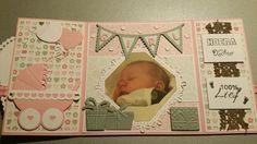 Babykaart binnenkant