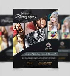 Photography Flyer Template Free Inspirational 33 Best Graphy Flyer Templates Psd Download Photography Flyer, Photography Services, Photography Business, Free Flyer Templates, Event Flyer Templates, Iphone Online, Create Flyers, Text Tool, Professional Photography