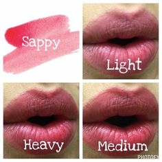 Younique Sappy Lip Stain www.youniqueproducts.com/AmberDorsey