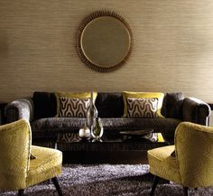 93 Best Brown Couch Decor Images Living Room Bed Room